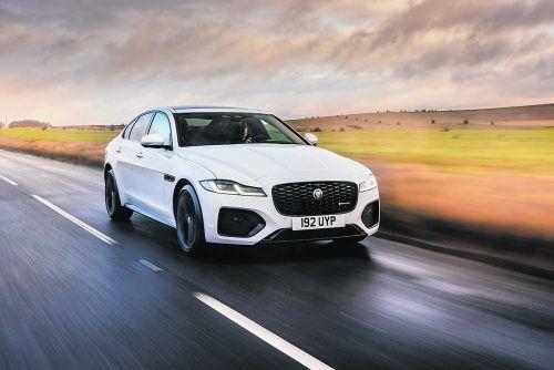 Jaguar XF: Rundum-Aufwertung für die Limosine und den Sportbrake.