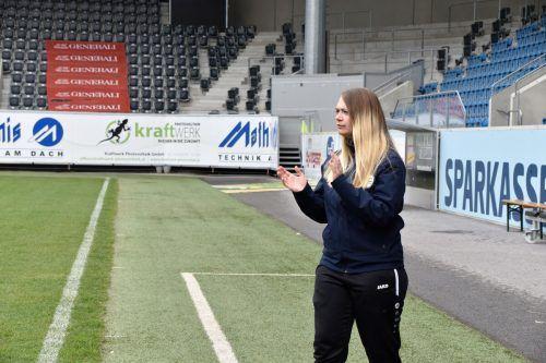 Jessica Thies durfte als FFC-Trainerin ihren ersten vollen Erfolg feiern.scra