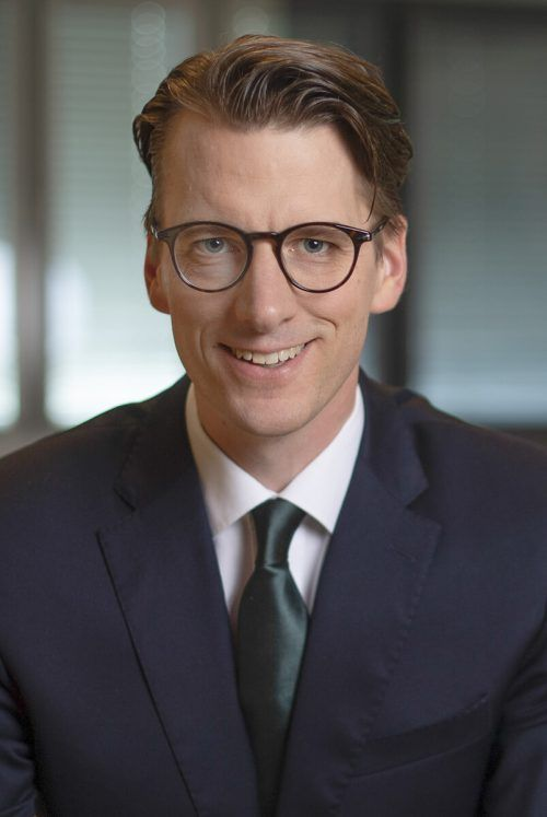 Johannes Schneider ist Partner der Strategieberatung EY-Parthenon. ey
