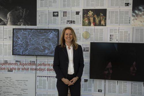 Judith Reichart, Initiatorin und Leiterin des Bregenzer Kulturservice.