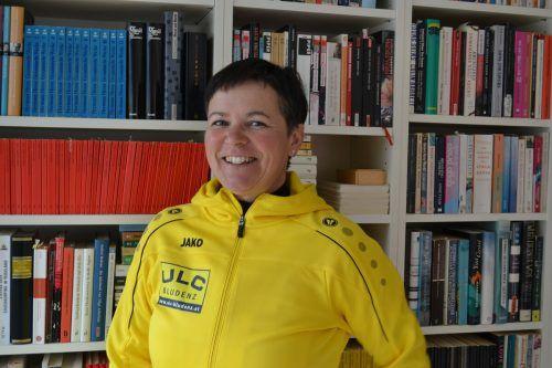 Karin Burtscher ist der soziale Aspekt eines Lauftrainings besonders wichtig. BI