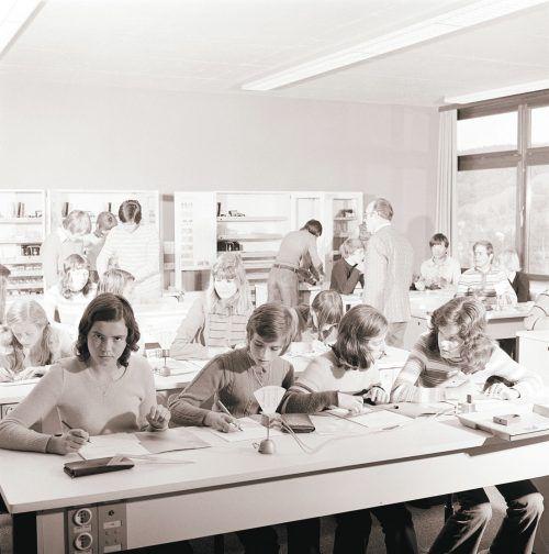 Klaus, Hauptschule, 1973