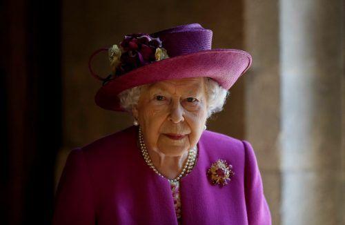 Königin Elizabeth II. hat ihren 95. Geburtstag auf Schloss Windsor im Kreise ihrer Familie verbracht. AFP
