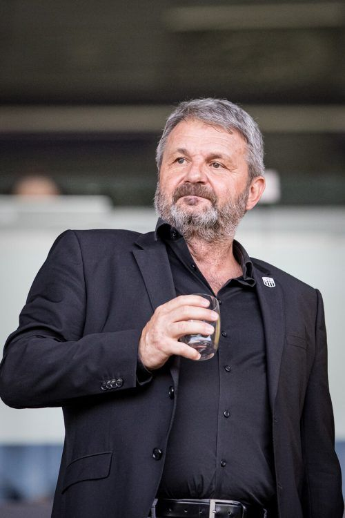 LASK-Vizepräsident Jürgen Werner werden dubiose Machenschaften vorgeworfen.gepa