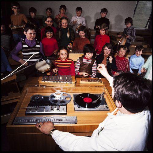Lauterach, Hauptschule, 1972
