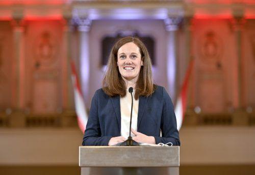 Lisa Weddig wird Geschäftsführerin der Österreich Werbung. apa