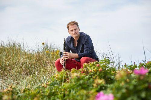 Matthias Schorn, Soloklarinettist der Wiener Philharmoniker, gastiert gemeinsam mit dem Epos:Quartett in Hittisau.Pforte