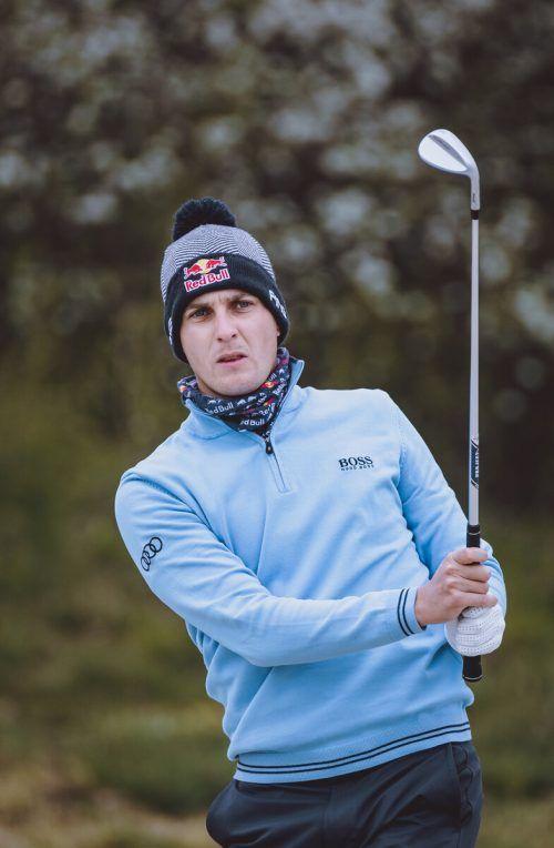Matthias Schwab kämpfte bei den Austrian Open mit der Kälte.apa