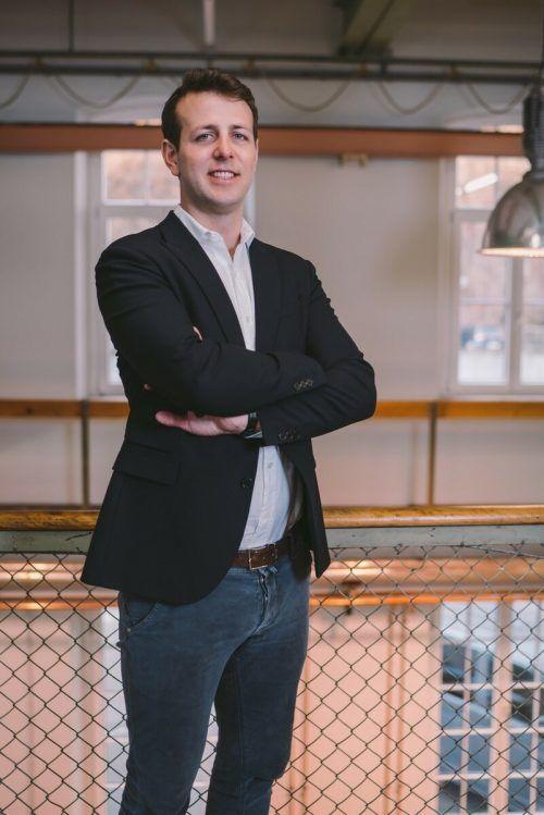 Maximilian Lehner ist Geschäftsführer des neuen Standorts. Fa/Gaethke