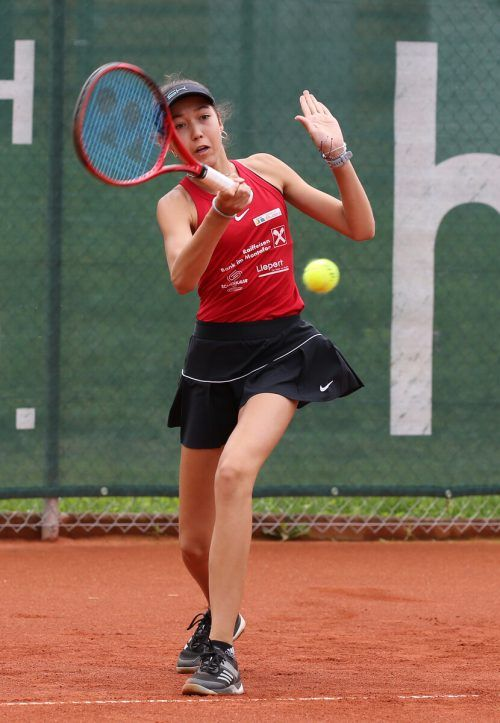 Mia Liepert setzt in Larnaca ihren Erfolgslauf fort. Hartinger
