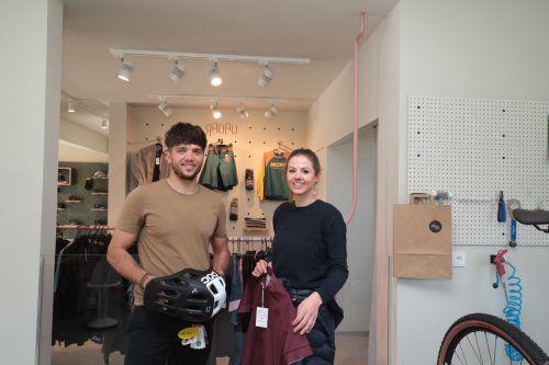 Michael Rüscher und Susanne Moll waren am Eröffnungstag mit dabei.
