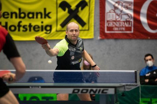 Miro Sklensky blieb in 28 seiner 30 Einzelpartien siegreich.VN/Sams