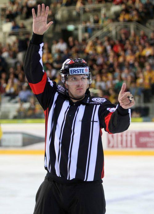 Miroslav Stolc steht heute vor seinem ersten Halbfinal-Einsatz in der Schweiz.gepa