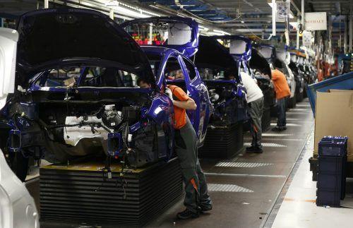 Nichts geht mehr in mehreren europäischen Werken des Herstellers Ford. Reuters