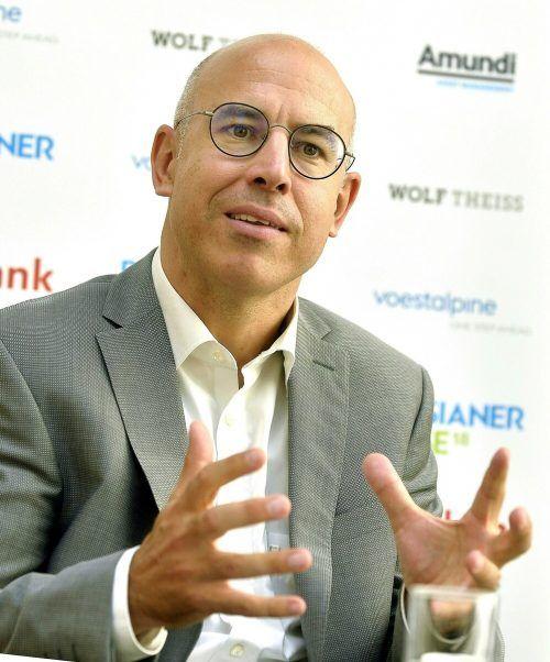 Ökonom Gabriel Felbermayer wird im Oktober neuer Chef des WIFO. APA