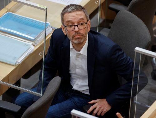 ÖVP und Grüne stimmten für die Aufhebung derImmunität des FPÖ-Klubobmanns.RTS