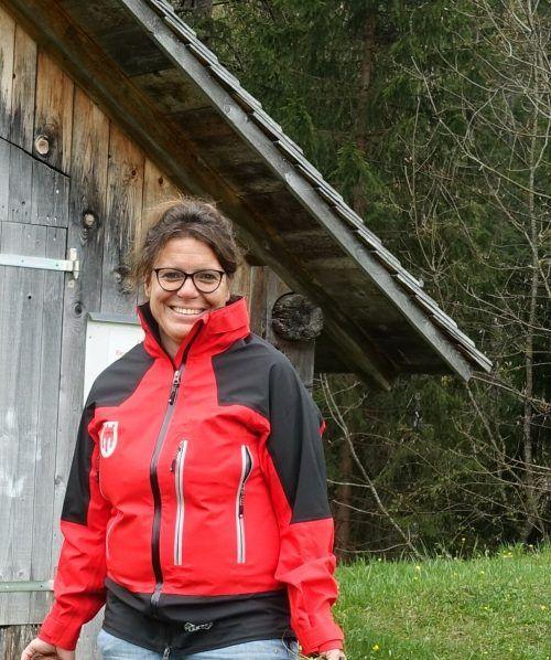 Peggy Meyer-Aust und Birgit Werner setzten sich gemeinsam für den Naturschutz im Gebiet Tschengla ein.Privat