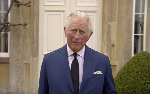 Prinz Charles hat sich für die große Anteilnahme bedankt. AP