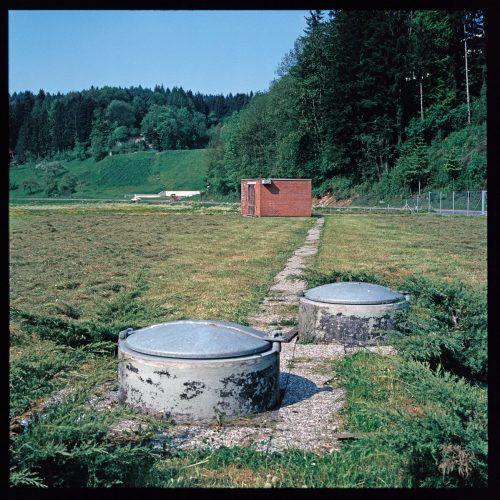 Rankweil, Pumpwerk Rankweil-Letze, 1974