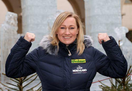Renate Götschl bewirbt sich als Kandidatin für das ÖSV-Präsidentenamt. gepa