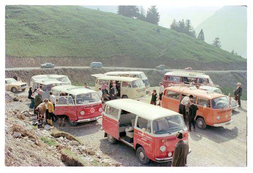 Schruns, Alpwirtschaftstagung, 1975