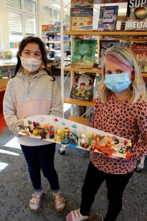 Sehr beliebt bei Kindern und Jugendlichen heutzutage sind die Tonie-Hörbücher.bms
