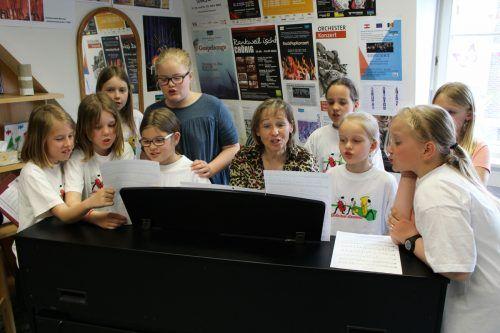 So gestaltete sich in der Musikschule Rankweil-Vorderland der Unterricht vor Corona. Die Rückkehr zu dieser Normalität lässt noch auf sich warten.Musikschule