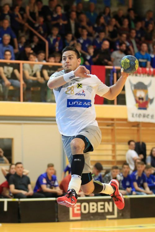 Srdan Predragovic trägt nächste Saison das Trikot des Alpla HC Hard.GEPA