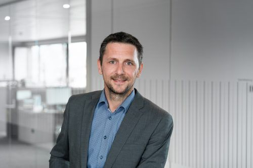 Stark-CEO Martin Greif schaut optimistisch in die Zukunft. FA