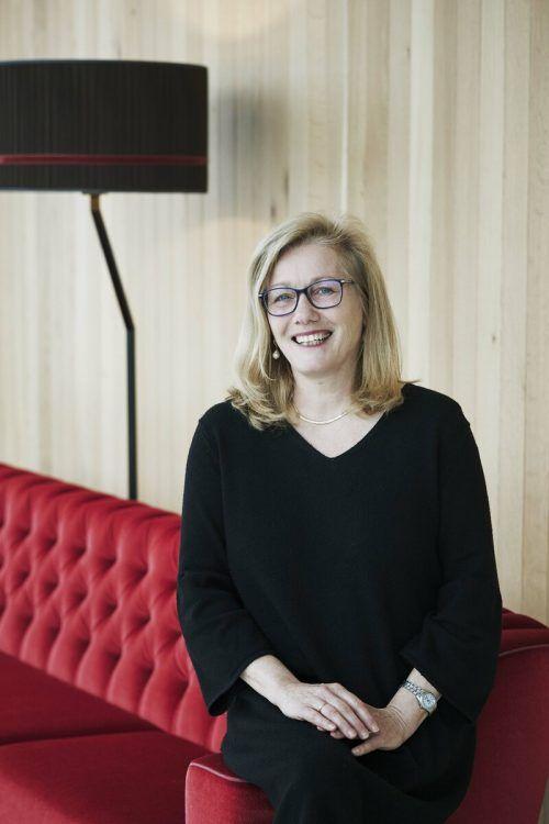 Susanne Denk leitete das Hotel elf Jahre lang. A.Lamprecht (2)