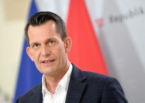 Teil der Öffnungskommission: Der künftige Minister Mückstein.APA