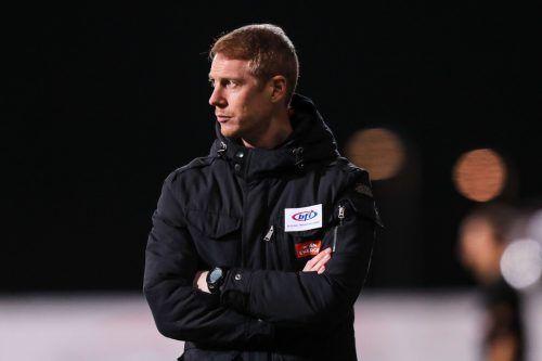 Trotz schnellem Aus: Roman Ellensohn will als Trainer im Profigeschäft bleiben.gepa