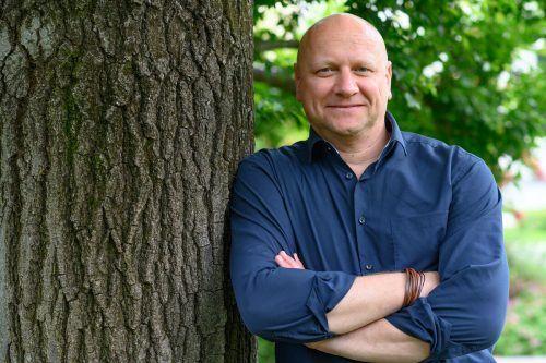 Viele Jugendliche brauchen Halt, Gerd Konklewski ist für sie da. sos-kinderdorf