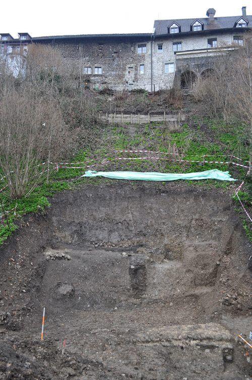 Vortrag über Ausgrabungen in Bregenz im Vorarlberg Museum.