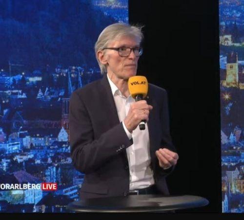 Wilfried Hopfner, Vorstandschef der Raiffeisenlandesbank.