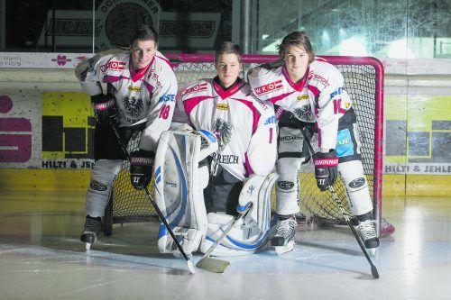 Zehn Jahre ist es her, dass Stefan Müller mit Mathias Hagen (l.) und Dominic Zwerger (r.) Österreich bei den Olympischen Jugendspielen vertrat. HArtinger