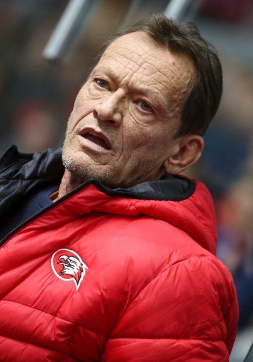 Znojmo-Trainer Miroslav Frycer verstarb im Alter von 61 Jahren.gepa