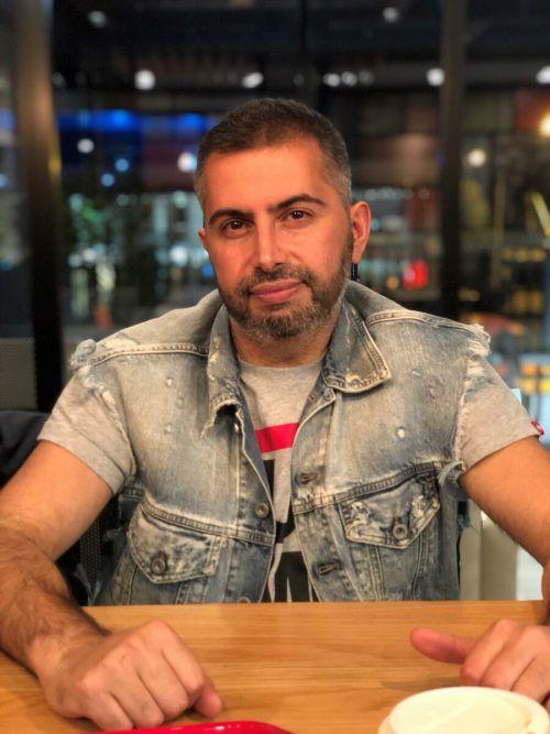 """Ahmet Cakici von """"4Players"""" unterstützt den VN.at-eSportCup.Privat"""