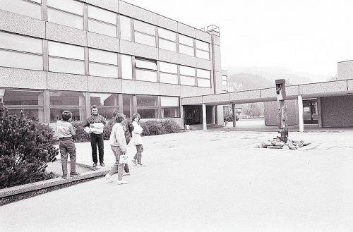 Altach, Hauptschule, 1985