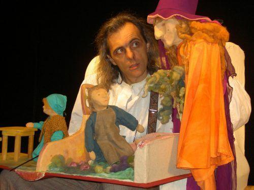 Am Samstagnachmittag um 15 Uhr findet im Spielboden eine Aufführung von Rapunzel für Kinder ab vier Jahren statt.Spielboden