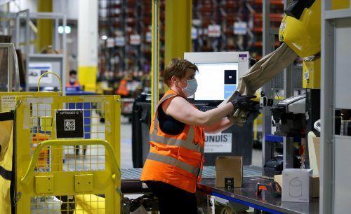 Amazon hat laut Gerichtsurteil nicht von unerlaubten Steuervorteilen profitiert. afp