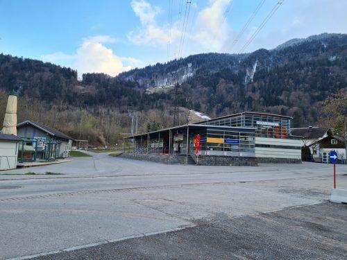 An der Golmerbahn Talstation könnte sich Bürgermeister Florian Küng ein neues Hotel vorstellen.
