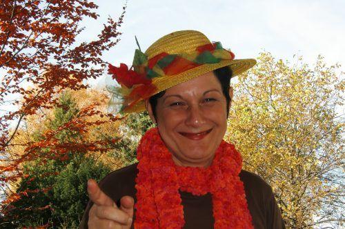 Anita Ohneberg, Initiatorin Theater im Seniorenheim. YAS/2
