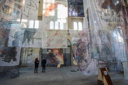 Auch das letzte Heimspielprojekt fand im Kunstraum Dornbirn einen adäquaten Ort. vn/KH