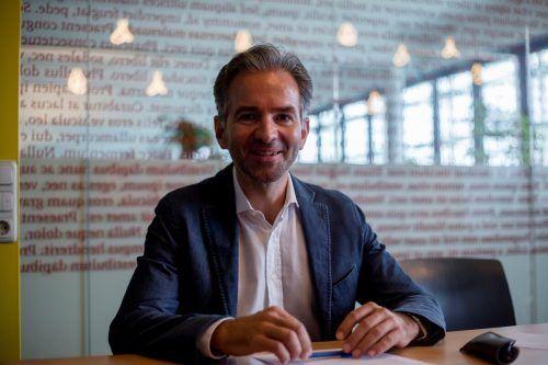 Austria-Email-Chef Hagleitner ist mit dem Ergebnis zufrieden. VN/Paulitsch