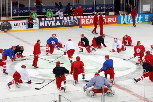 Bei den Wettbüros wird die Mannschaft aus Russland als heißer Favorit auf den WM-Titel gehandelt.ap