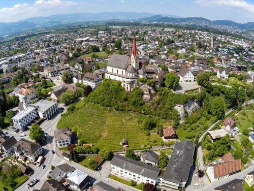 Bei der Rankweiler Zentrumsplanung liegen nach Meinung von Spitzenvertretern des Grünen Forums noch manche Bereiche im Argen. VN/Lerch
