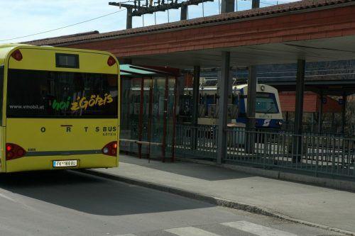 Die Attacke auf eine Frau am Bahnhof Götzis ist aufgeklärt. VN