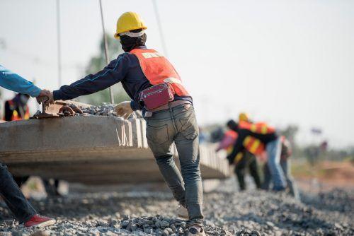 Beton und Zement sind als Baustoff unersetzlich und weisen zudem eine gute CO2-Bilanz auf. Shutterstock