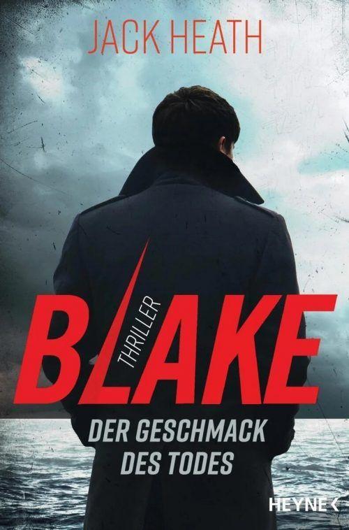 Blake – der Geschmack des TodesJack HeathHeyne476 Seiten